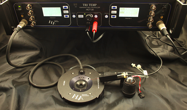 HCT-30 setup
