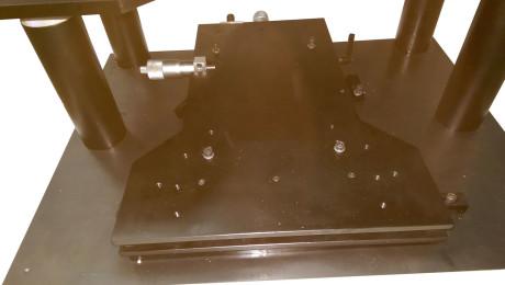 ATLAS microscope plate